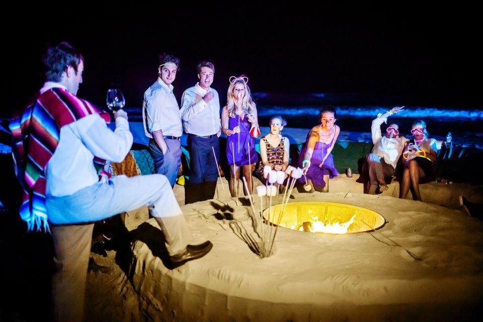 Farewell Bonfire- Wedding
