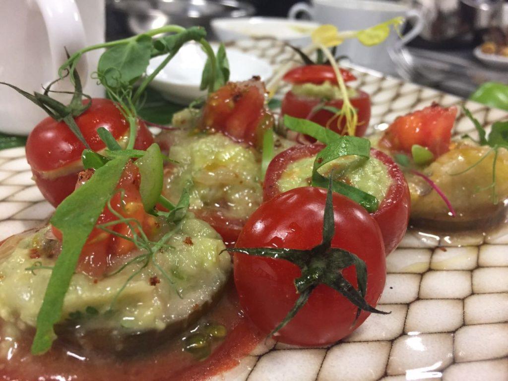 cooking class chef vincent wallez