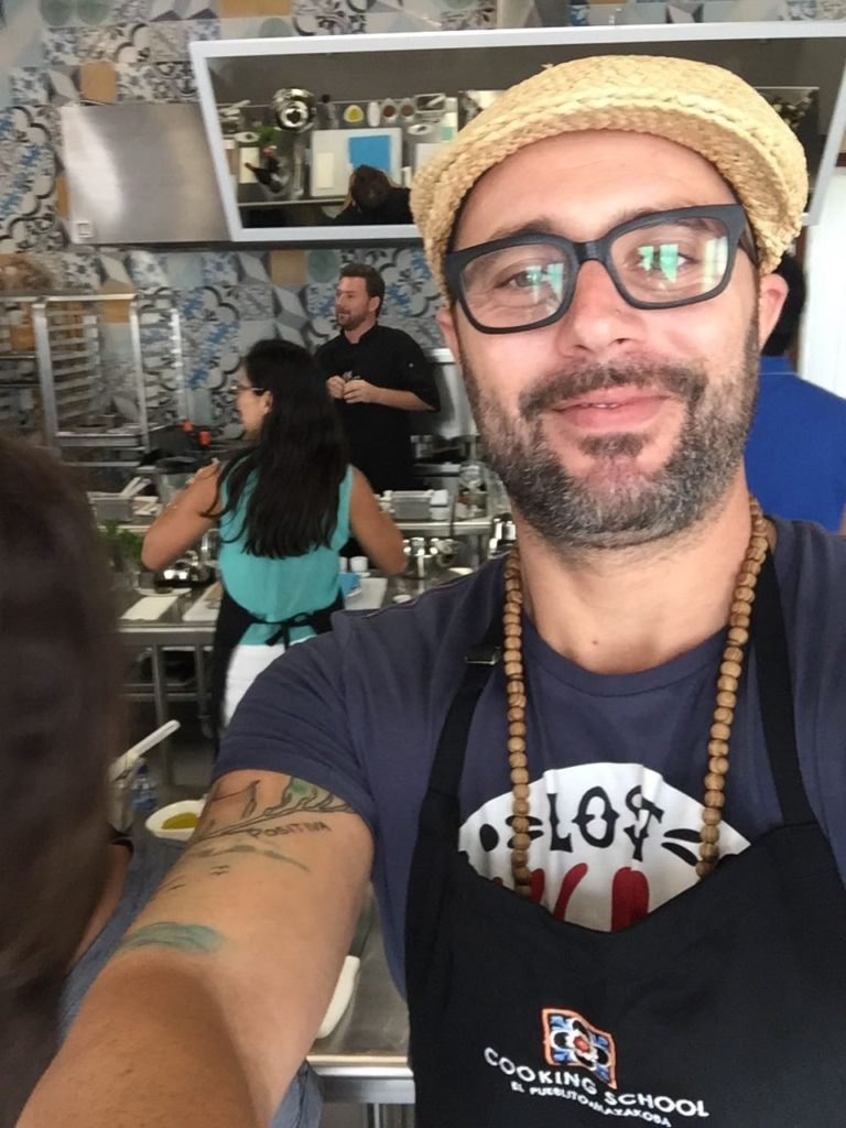 Alessio Paulati Cooking Class