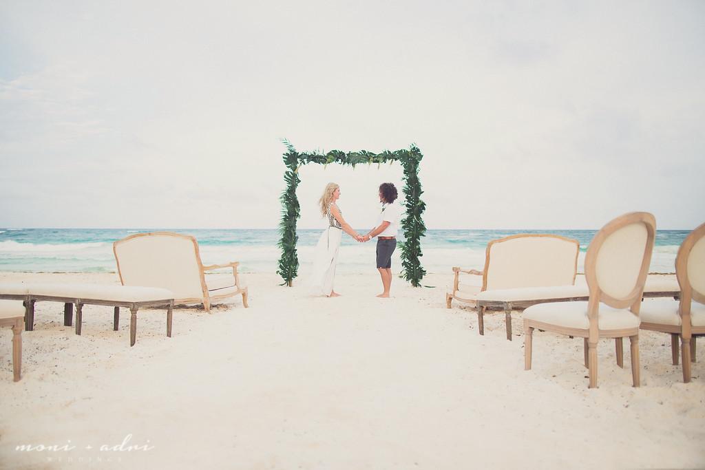 Wedding Venue | Tulum U2013 Photographer | Moni U0026 Adri Photography